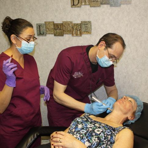 Dr AJ Cummings Micro Needling